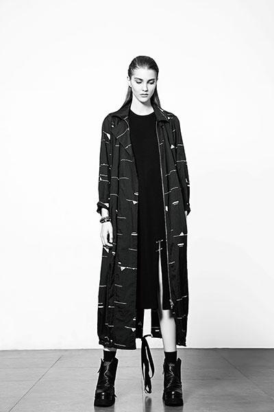 欧E女装2017春季