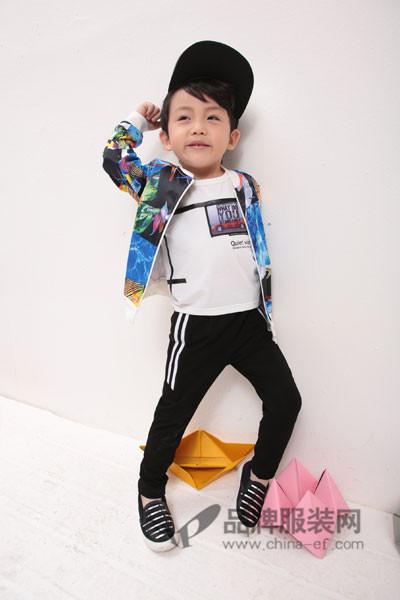 小马嘟嘟童装2017春夏