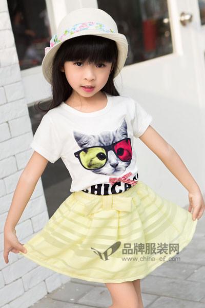 叽叽哇哇童装加盟项目,紧跟时尚潮流