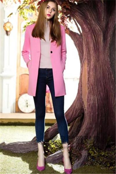 玛仙娜女装中长款外套