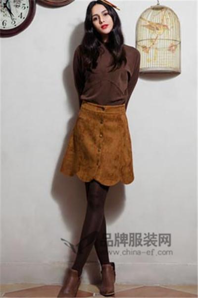 玛仙娜女装半身裙