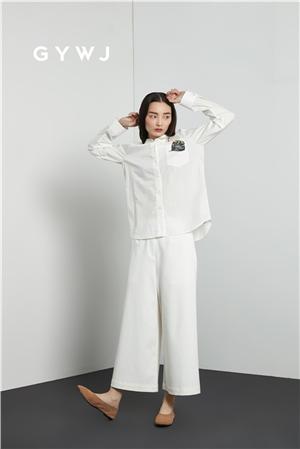 GYWJ女装2017春夏新品