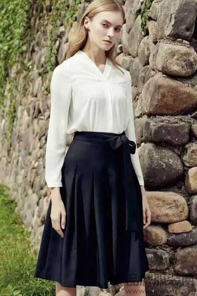 妍帛女装2017春夏