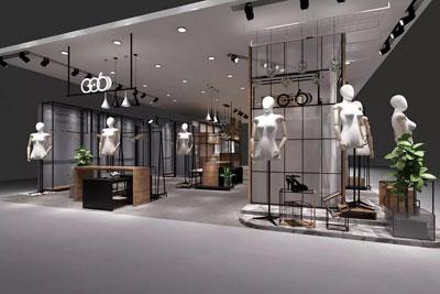 G06时尚女装集合店店铺展示