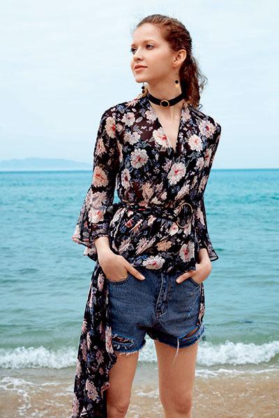 时尚自由点女装全国火爆招商  追求时尚潮流的必选