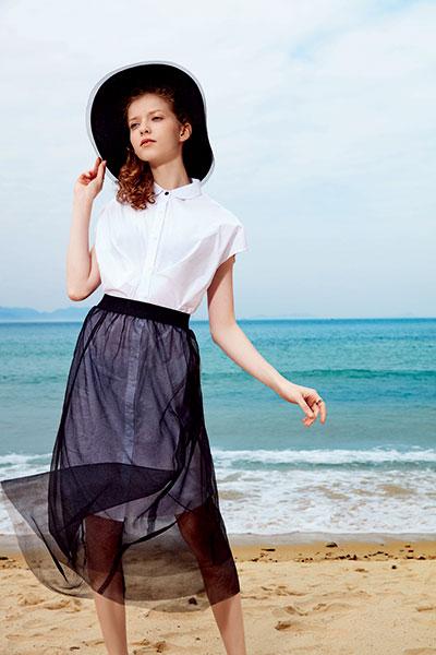时尚自由点女装2017春夏