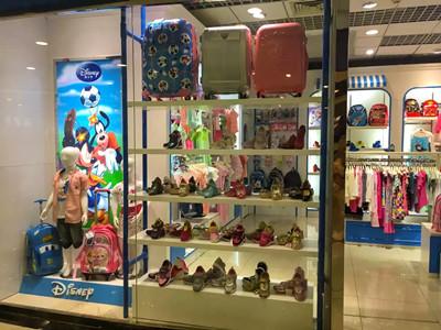 米奇童鞋店铺图
