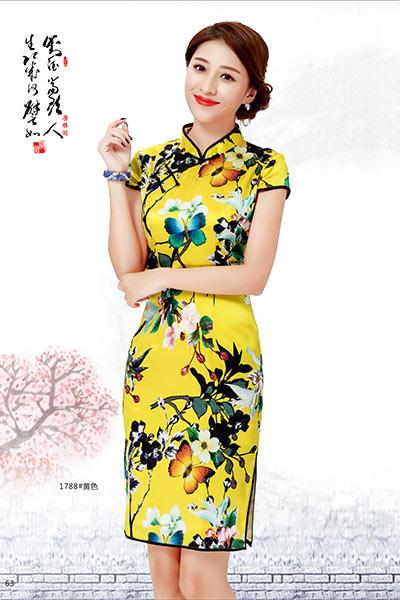 唐雅阁女装  款项服饰致力于中式服装的创新品牌