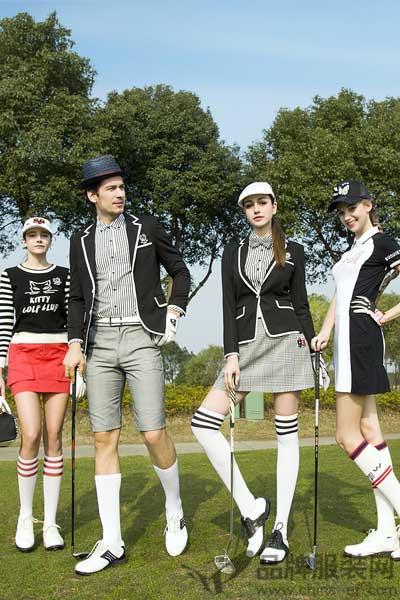 尚约高尔夫运动装2017春夏新品上市,款式新颖,如何加盟?