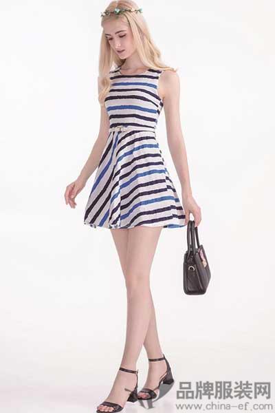 淑女日记女装 激发更为摩登的气质  都市时尚淑女品牌
