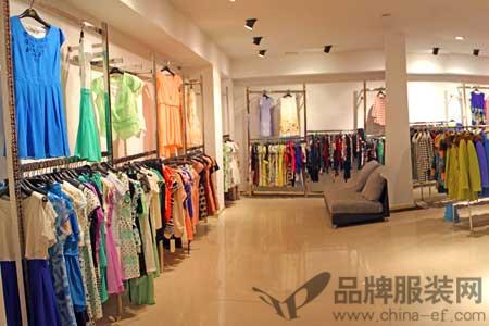 武汉惠品店铺展示