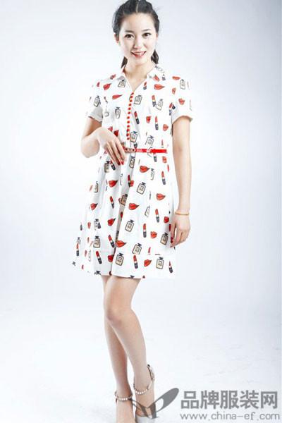武汉惠品女装品牌服饰专业批发 赢得千万批发商信赖