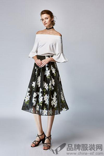 朗黛国际女装2017夏季
