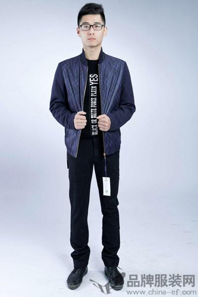 酷蓝天空男装2017春夏新款外套