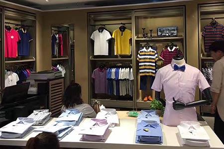 HK男装店铺图