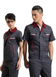 青岛车间工作服定做,汽修工衣定制厂家,耐磨耐脏
