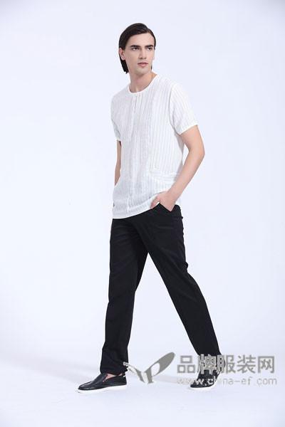 XEOET希特男装2017夏季