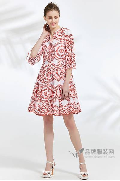 卡雷尔女装2017春季新品