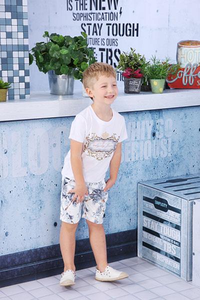 小积木已成为主导童装世界流行趋势的时尚品牌