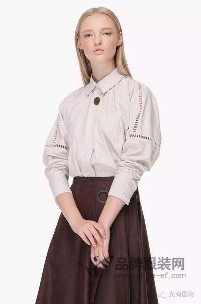 允尚国际女装2017春夏OL