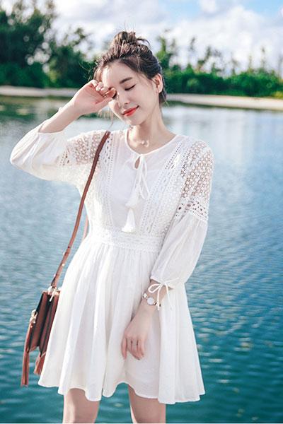 千姿惠Qanzhui女装2017夏季