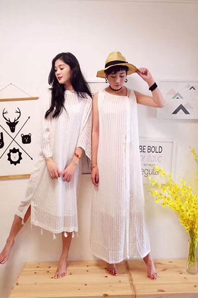 米外女装2017夏季新品