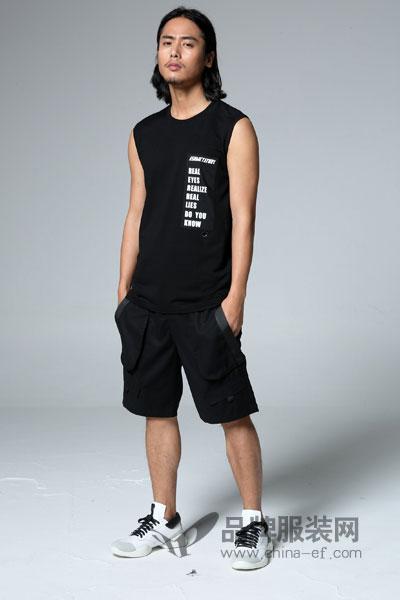 杭州男装品牌 1943S男装 配上性格稳重的蓝、白、黑与灰色