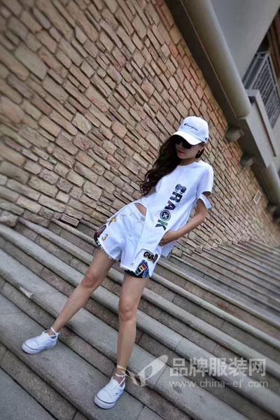 素术SUL女装2017夏季快时尚