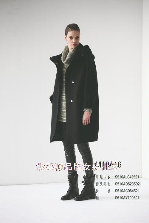 大量供应深圳三淼一线品牌折扣女装 高端品牌专柜女装低价批发