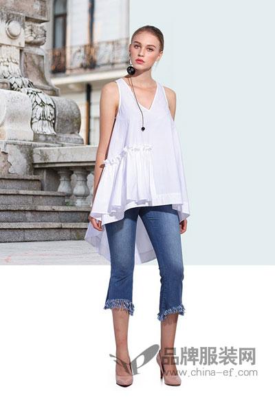 楚阁女装 精致、时尚、女人味时尚品味为设计主线 时尚单品混搭