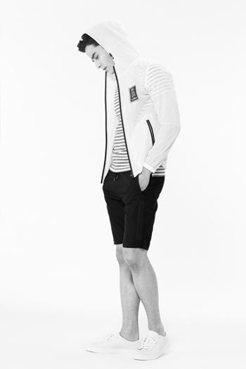 JJCC男装2017夏季新品