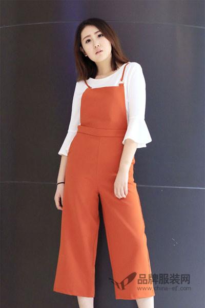 含尔美HANERMEI女装2017夏季
