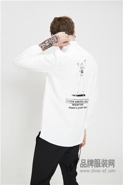 全新的多元化的经营服务模式  广州时尚男装品牌佐纳利男装