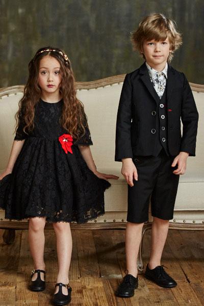瑞比克RBIGX童装 时尚的感性美 根植于高档童装领域