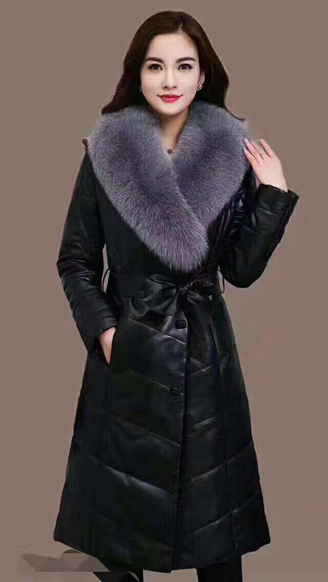 羽绒服商务服务2017冬季新品