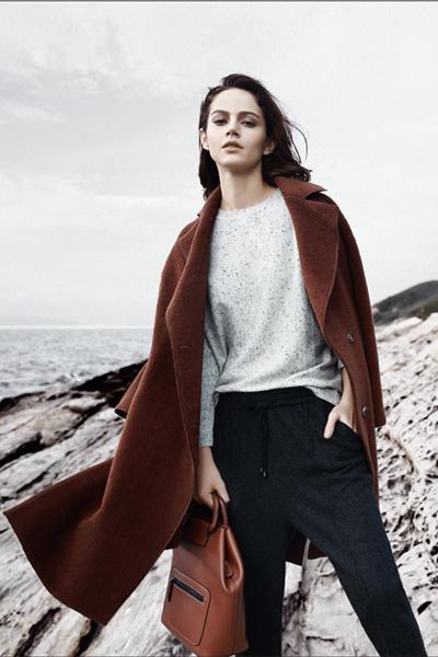 佛尼亚FUNIEA女装2017冬季新品