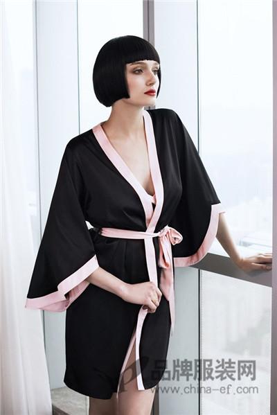 布迪・设计东方女性解除对性感的渴望与焦虑,成为性感内衣专家