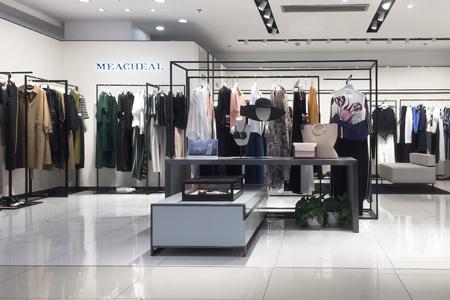 Meacheal米茜尔 形象店铺展示