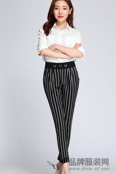百圆裤业女装2017夏季
