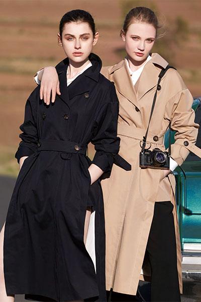名实女装,有优良的产品品质和专业的营销体系