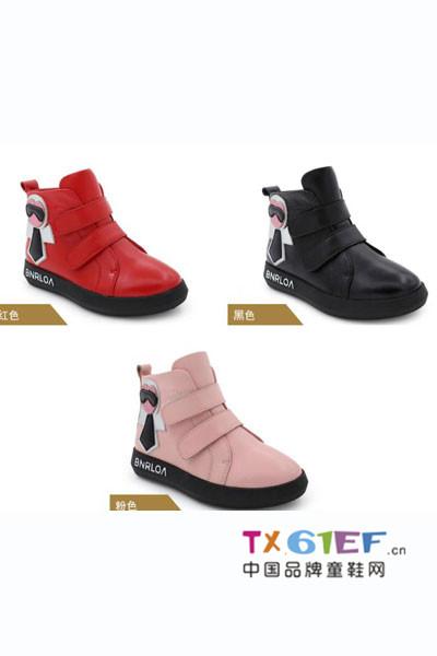 亲情贝儿童鞋2017女童单鞋