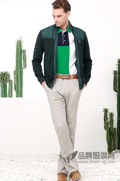 富绅男装 上海世博会广东馆唯一指定服装品牌 富绅特许专卖店