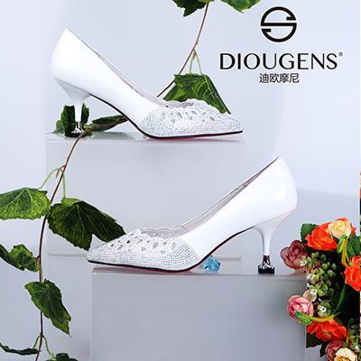 广东时尚女鞋代理如何做 加盟迪欧摩尼创业
