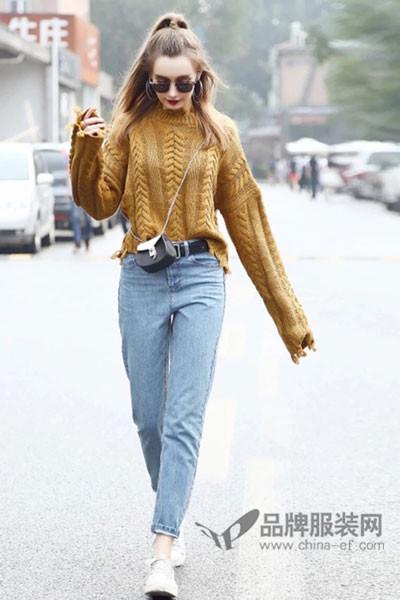 M+女装深受都市小资女性青睐的时尚休闲服饰
