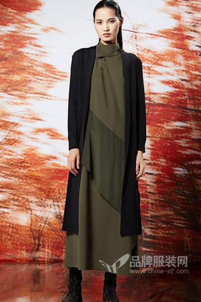 弗蔻fukou女装资深设计师融合国际时尚视野 简约风格