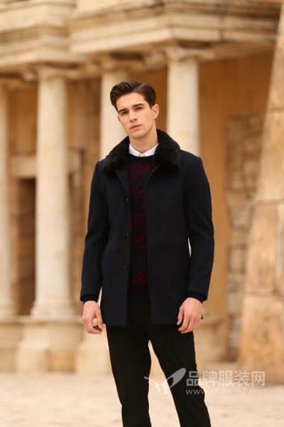 爱迪丹顿男装 精炼的款式设计手法、珍贵的面料 丰厚的利润回报