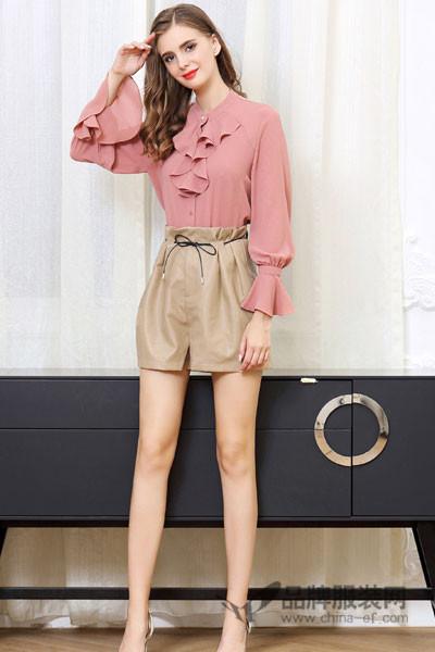 卡尔诺女装深圳品牌 敏锐的时尚触觉