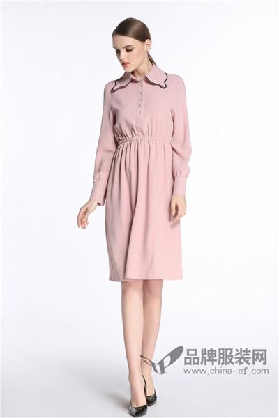 依贝奇女装 品味中演绎大气的商务质感女装 简约中体现个性