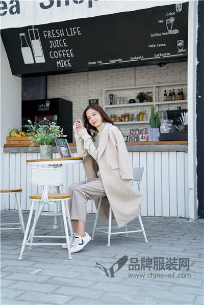 百变伊伊女装  日韩潮流风格引领着都市年轻女性的穿衣品味