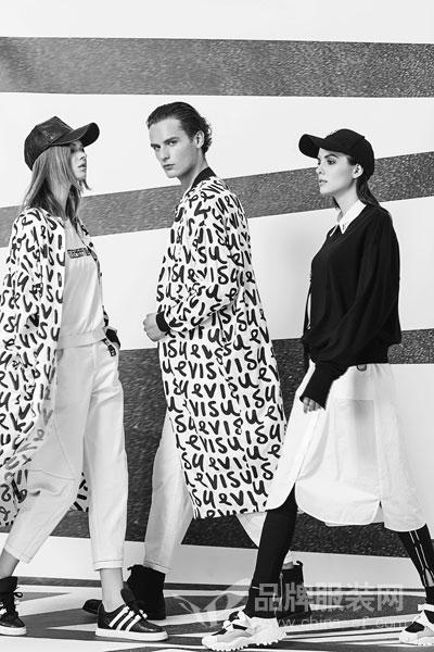欧E[OEEO]女装品牌概念 时尚自由舒适的穿衣风格